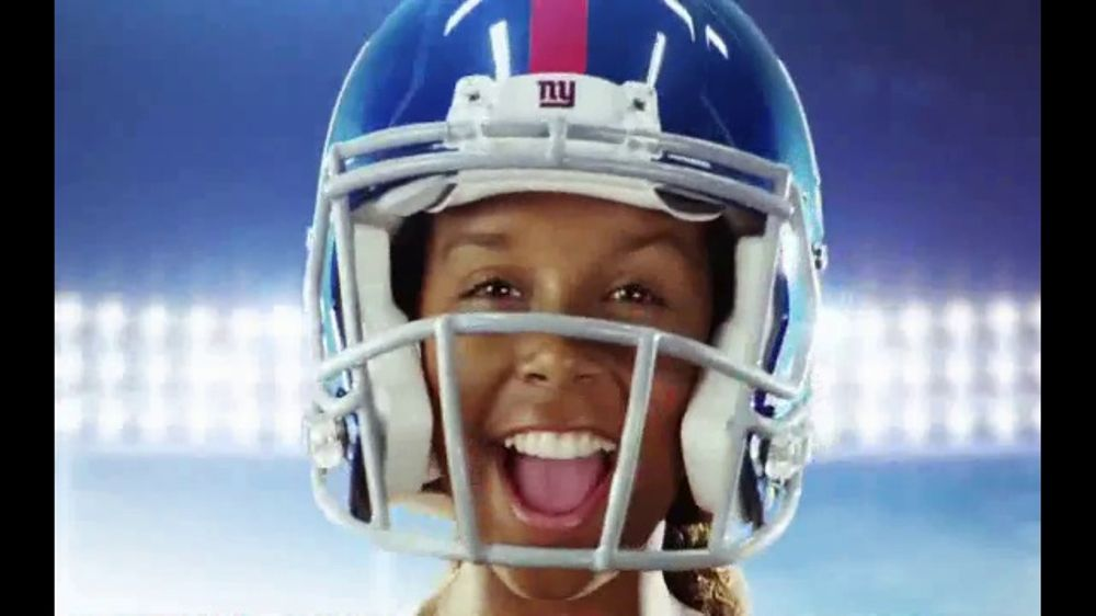 NFL Experience Times Square TV Commercial, 'Point of View' Song by Farnell Newton