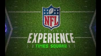 NFL Experience Times Square TV Spot, 'Point of View' Song by Farnell Newton - Thumbnail 1