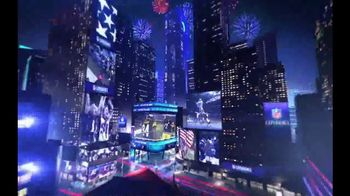 NFL Experience Times Square TV Spot, 'Point of View' Song by Farnell Newton - Thumbnail 6