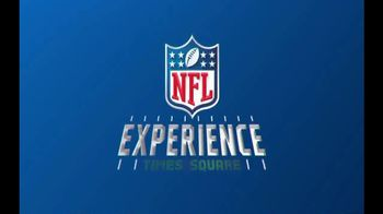NFL Experience Times Square TV Spot, 'Point of View' Song by Farnell Newton - Thumbnail 7