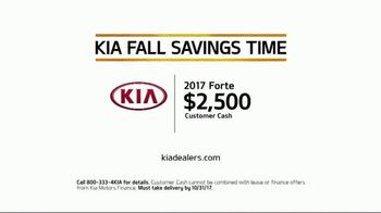Kia Fall Savings Time TV Spot, '2017 Forte: Lane Keep Assist' [T2] - Thumbnail 9