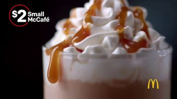McDonald's McCafé Smoothies, Frappés and Shakes TV Spot, 'Hit Pause' - 1291 commercial airings