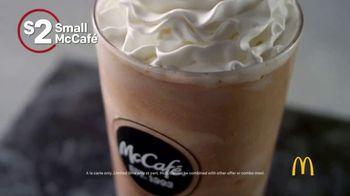 McDonald's McCafé Smoothies, Frappés and Shakes TV Spot, 'Hit Pause' - Thumbnail 3