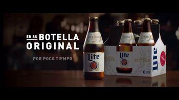 Miller Lite TV Spot, 'Steinie SL' [Spanish] - Thumbnail 6