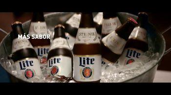Miller Lite TV Spot, 'Steinie SL' [Spanish] - Thumbnail 3
