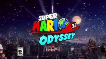 Super Mario Odyssey TV Spot, 'Jump Up, Super Star!' - Thumbnail 9