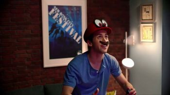 Super Mario Odyssey TV Spot, \'Jump Up, Super Star!\'