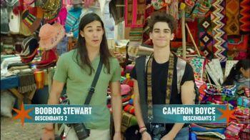 Adventures by Disney TV Spot, 'Weaving' Feat. Booboo Stewart, Cameron Boyce - 25 commercial airings