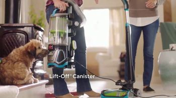 Bissell Pet Hair Eraser Lift Off TV Spot, 'Leave No Stray Behind' - Thumbnail 5