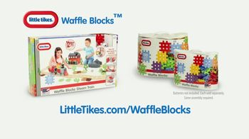 Little Tikes Waffle Blocks TV Spot, 'There's So Much to Build' - Thumbnail 10