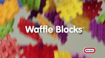 Little Tikes Waffle Blocks TV Spot, 'There's So Much to Build' - Thumbnail 2