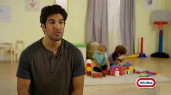 Little Tikes Waffle Blocks TV Spot, 'There's So Much to Build' - Thumbnail 3