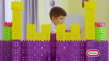 Little Tikes Waffle Blocks TV Spot, 'There's So Much to Build' - Thumbnail 4