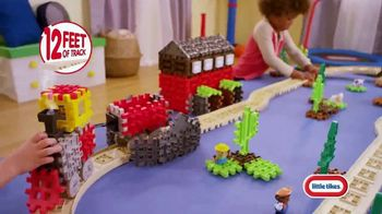 Little Tikes Waffle Blocks TV Spot, 'There's So Much to Build' - Thumbnail 5