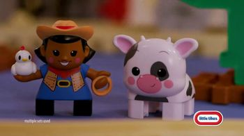 Little Tikes Waffle Blocks TV Spot, 'There's So Much to Build' - Thumbnail 6