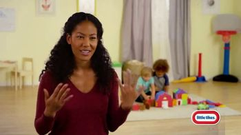 Little Tikes Waffle Blocks TV Spot, 'There's So Much to Build' - Thumbnail 8