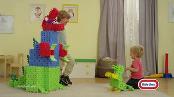 Little Tikes Waffle Blocks TV Spot, 'There's So Much to Build' - Thumbnail 9