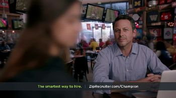 ZipRecruiter TV Spot, 'Restaurant Manager'