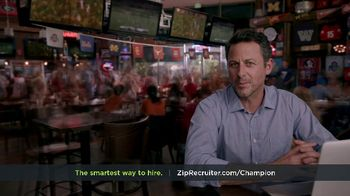 ZipRecruiter TV Spot, 'Restaurant Manager'