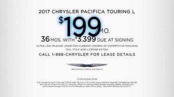 2017 Chrysler Pacifica TV Spot, 'Discover' [T2] - Thumbnail 6