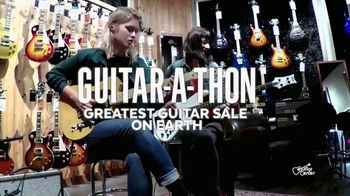 Guitar Center Guitar-a-Thon TV Spot, 'Acoustic Guitars' - Thumbnail 1