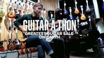 Guitar Center Guitar-a-Thon TV Spot, 'Acoustic Guitars' - Thumbnail 2