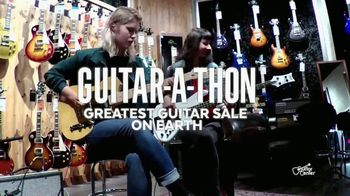 Guitar Center Guitar-a-Thon TV Spot, 'Acoustic Guitars' - Thumbnail 3