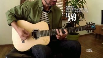 Guitar Center Guitar-a-Thon TV Spot, 'Acoustic Guitars' - Thumbnail 8
