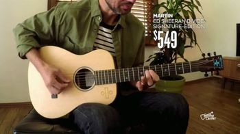 Guitar Center Guitar-a-Thon TV Spot, 'Acoustic Guitars' - Thumbnail 9