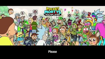 Pocket Mortys Multiplayer TV Spot, 'Trans-Dimensional Portal' - Thumbnail 6