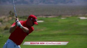 2018 Golf Channel Am Tour TV Spot, 'Duel in the Desert'