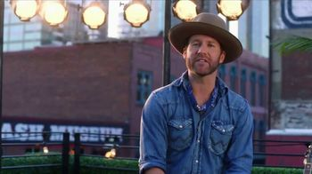 GEICO TV Spot, 'CMT: Artist of the Year' Featuring Drake White