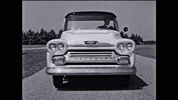 Chevrolet Trucks TV Spot, 'Celebrating a Century of Dependability' [T1] - Thumbnail 1