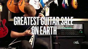 Guitar Center Guitar-a-Thon TV Spot, 'In the Hall of the Mountain King' - Thumbnail 3