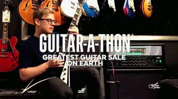 Guitar Center Guitar-a-Thon TV Spot, 'Guitar Strings' - Thumbnail 2