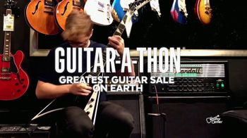 Guitar Center Guitar-a-Thon TV Spot, 'Guitar Strings' - Thumbnail 3