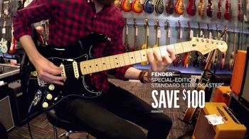 Guitar Center Guitar-a-Thon TV Spot, 'Guitar Strings' - Thumbnail 8