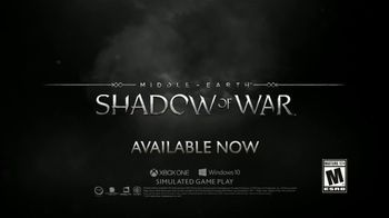 Middle-earth: Shadow of War TV Spot, 'Still Fighting' - Thumbnail 7