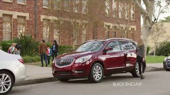 2017 Buick Enclave Premium TV Spot, 'Instruments' Song by Matt and Kim [T2] - Thumbnail 1
