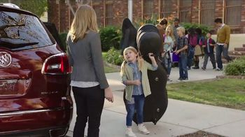 2017 Buick Enclave Premium TV Spot, 'Instruments' Song by Matt and Kim