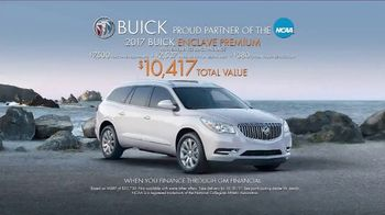 2017 Buick Enclave Premium TV Spot, 'Instruments' Song by Matt and Kim [T2] - Thumbnail 8