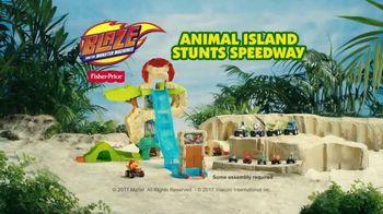 Blaze Animal Island Stunts Speedway TV Spot, 'Defy Gravity' - Thumbnail 8