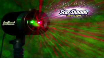Star Shower Laser Magic TV Spot, 'For the Holidays' - Thumbnail 1