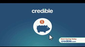 Credible Student Loan Refinancing TV Spot, 'Graduation Day'