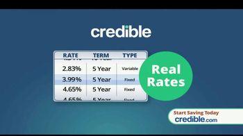 Credible Student Loan Refinancing TV Spot, 'Graduation Day' - Thumbnail 4
