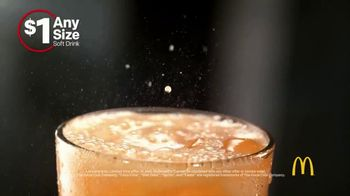McDonald's $1 Any Size Soft Drinks TV Spot, 'Get It Popping' - Thumbnail 5