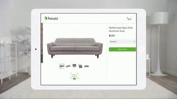 Houzz TV Spot, 'Inspiration Meets Shopping' - Thumbnail 4