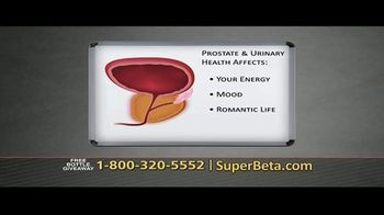 Super Beta Prostate TV Spot, 'Signs of an Aging Prostate' - Thumbnail 4
