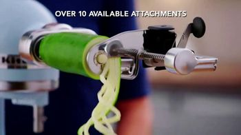 Kitchen Aid Stand Mixer TV Spot, 'Culinary Center' Featuring Monti Carlo