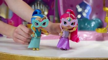Shimmer and Shine Magical Light-Up Genie Palace TV Spot, 'Make a Wish' - Thumbnail 9
